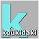 Koukidaki logo